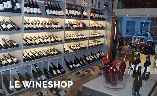Le wineshop